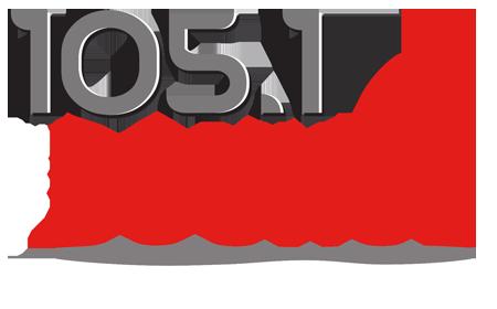 105.1 the bounce logo